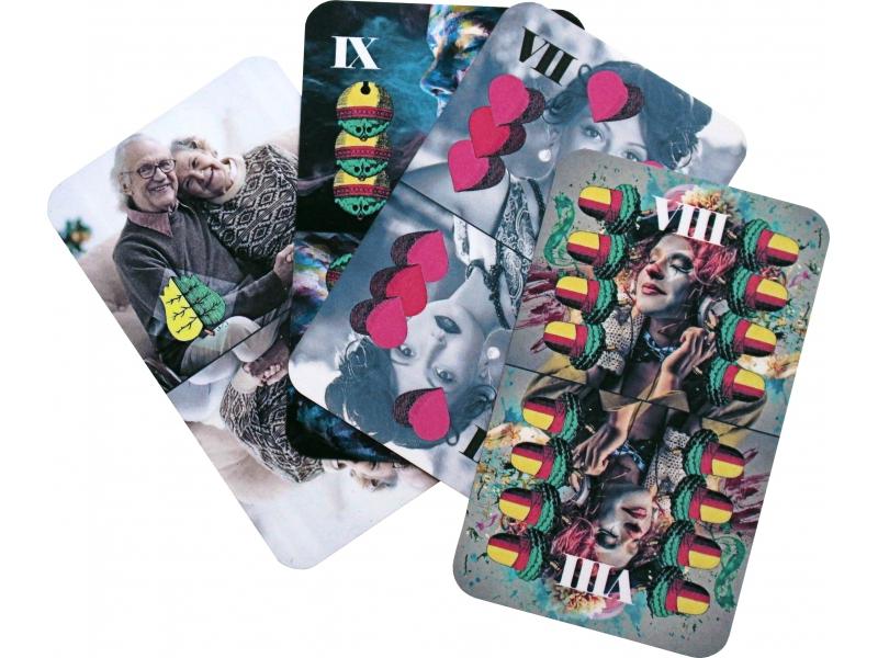 Personalizované hracie karty