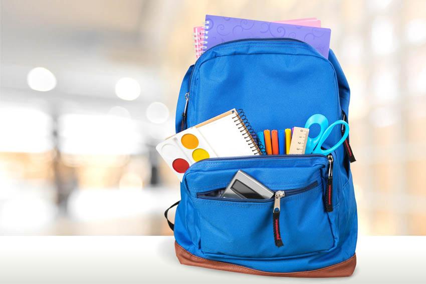 školský ruksak