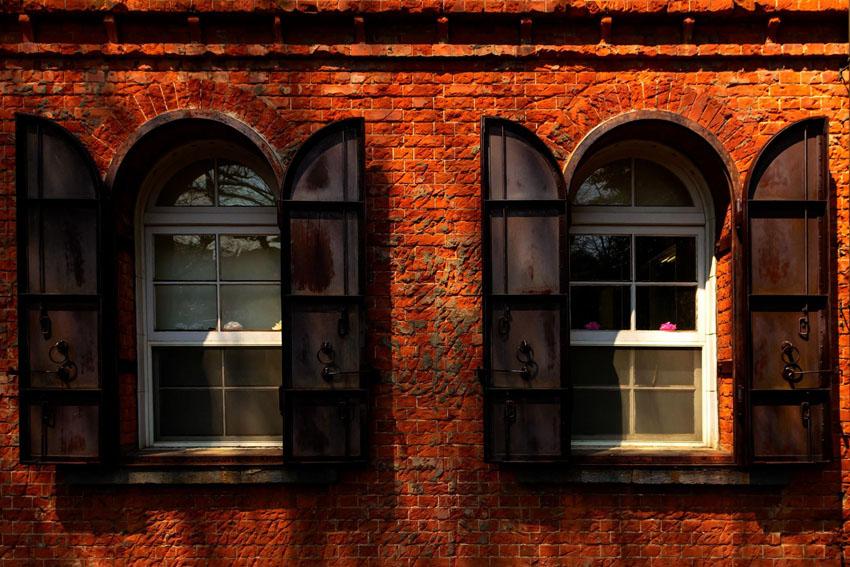 Tokijská univerzita a jej okná