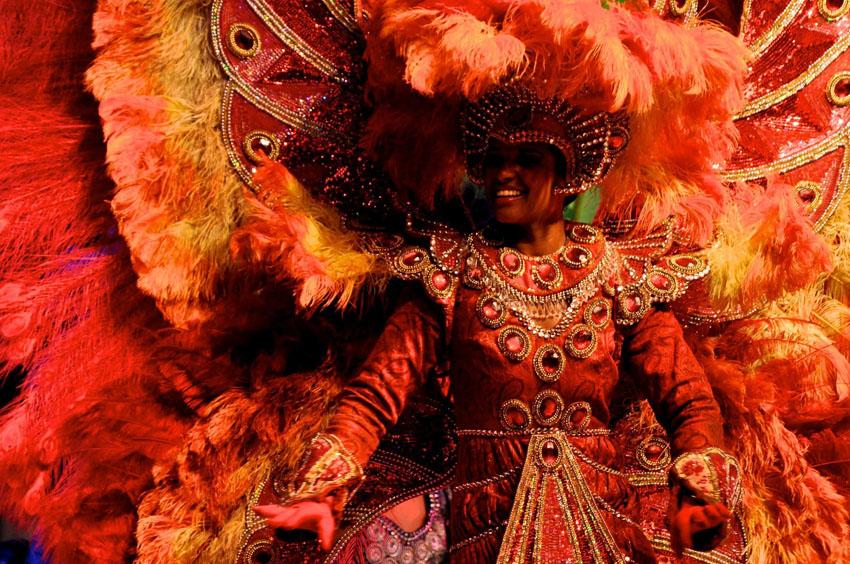 Aj toto nájdete na karnevale v Rio de Janeiro.