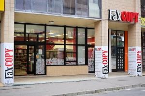 Predajňa FaxCOPY v Nových Zámkoch