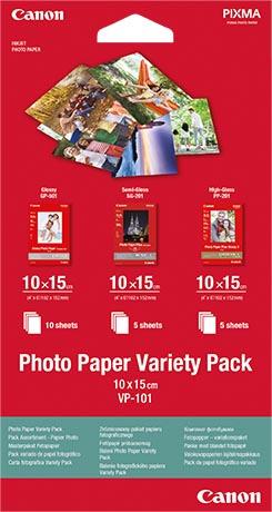 Fotopapiere Canon