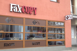 Predajňa FaxCOPY v Trnave na Paulínskej ulici