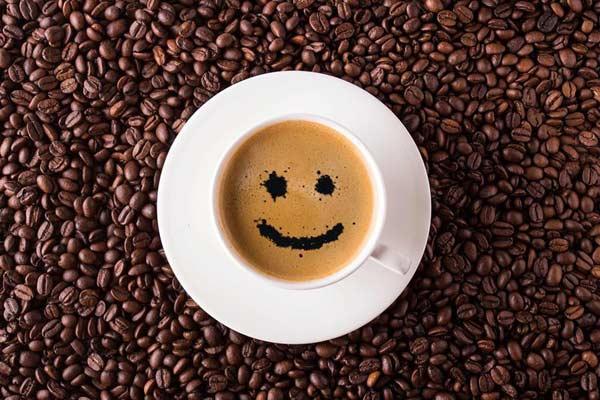 Káva s úsmevom