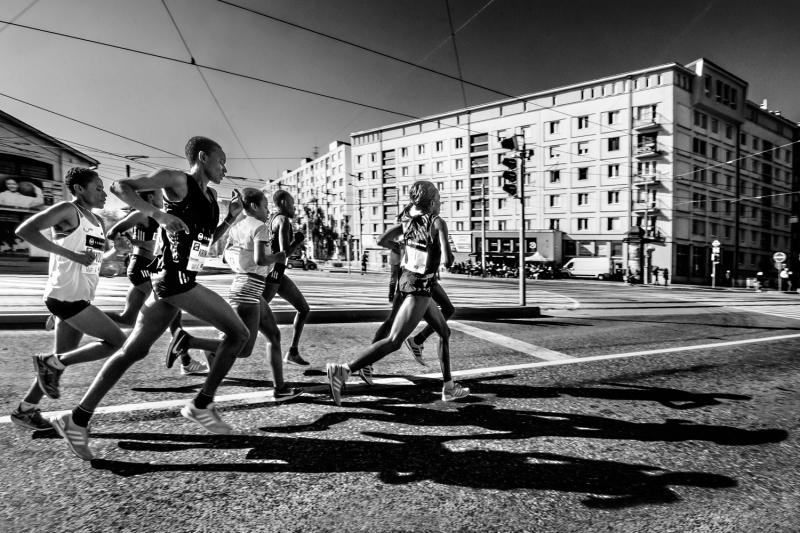 Cvakni si maratón 2017 2. miesto