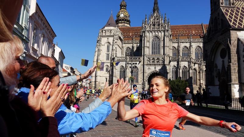 Cvakni si maratón 2017 3. miesto