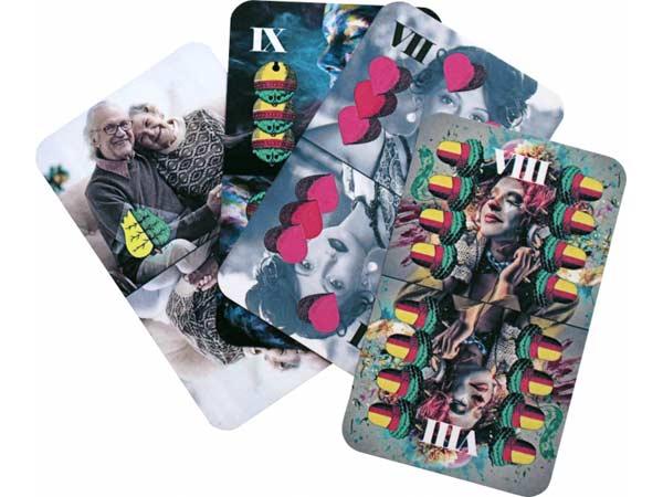 Hracie karty s vlastnou potlačou