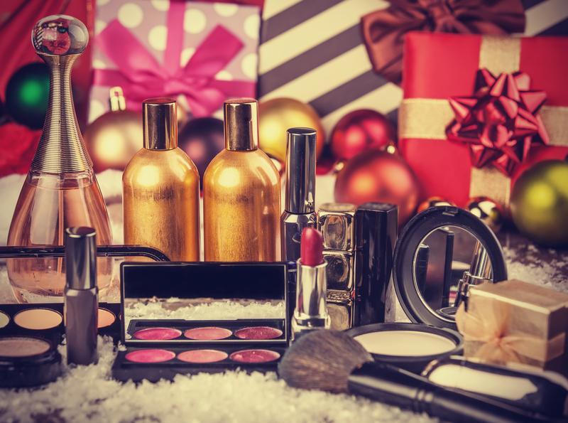 Kozmetika ako vianočný darček